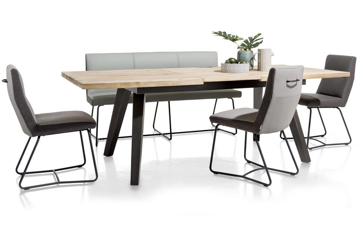 Meubles séjour table et chaises H&H chez Infiny Home