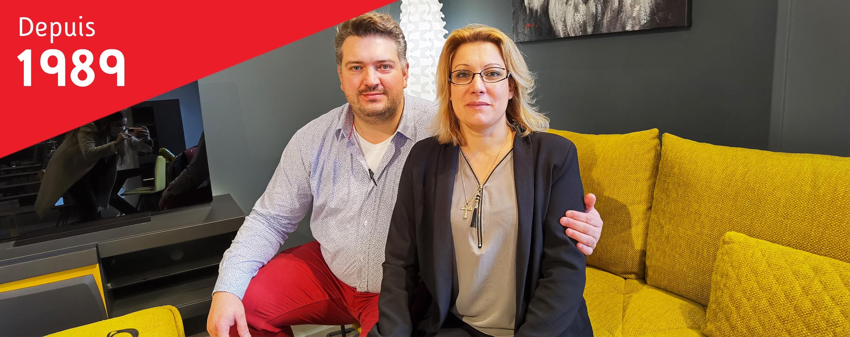 Histoire d'Infiny Home avec Cécile et Germain Final à Cherbourg
