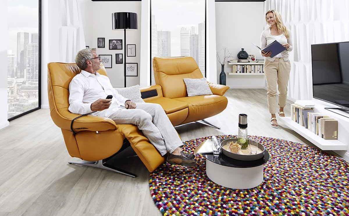 Himolla fauteuils et canapé confort et relaxation