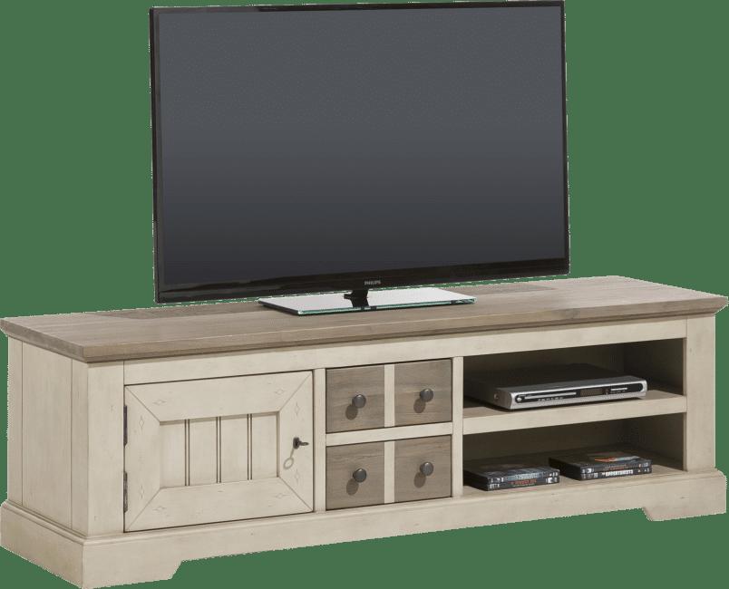 meuble tv le port HetH grand modèle