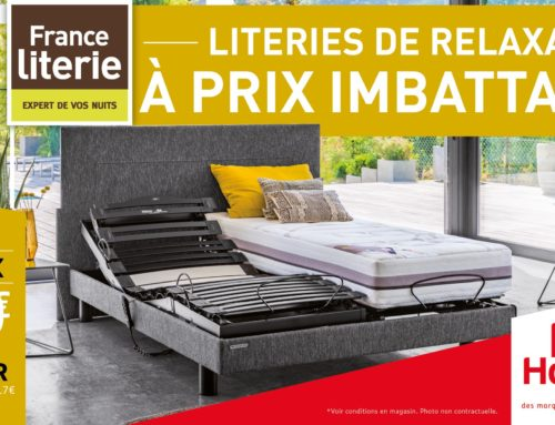 France Literie vous incite à la relaxation