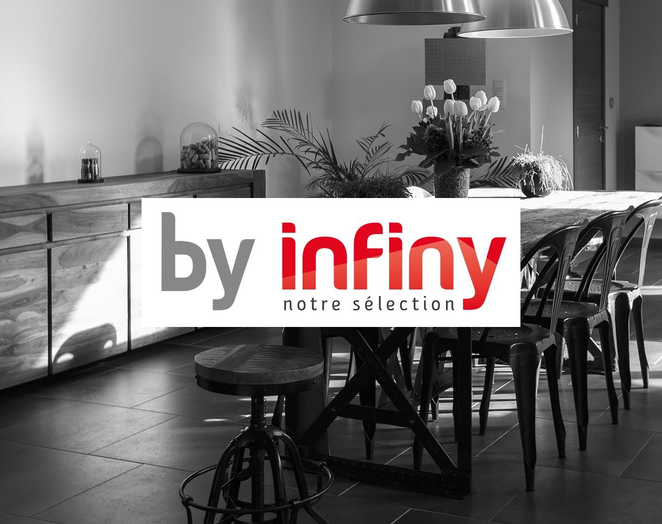 By infiny la sélection de mobilier par Infiny Home